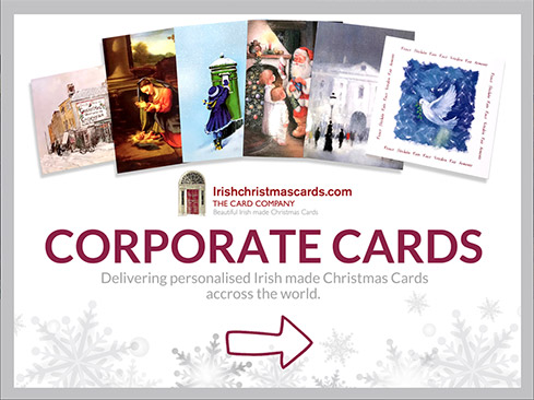Irish made christmas cards charity fundraising card packs reheart Images