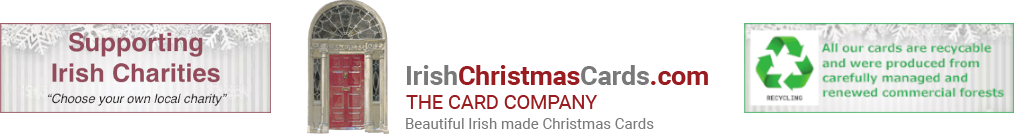 IrishChristmasCards.com | The Card Company | Beautiful Irish made Christmas Cards