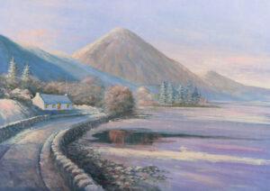 Croagh Patrick, Co. Mayo