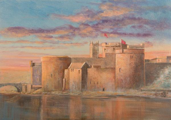 King John's Castle, Co. Limerick