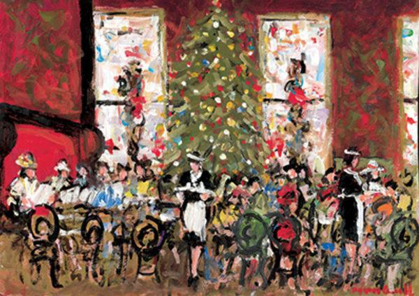 Bewleys on Christmas Eve