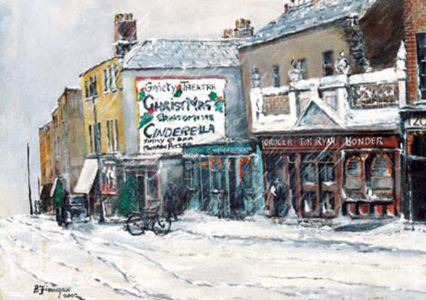 Dublin, Winter 1947