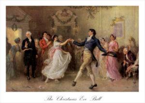 The Christmas Eve Ball