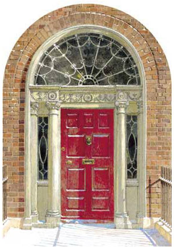 Georgian Door, Dublin